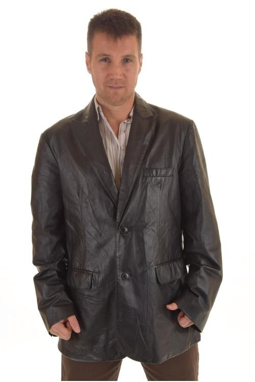 Кожаная куртка 69.00