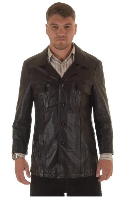 Мъжко яке от естествена кожа 69.00