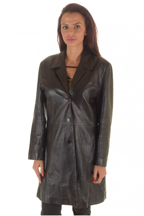 Классический женский долгий пиджак 67.00
