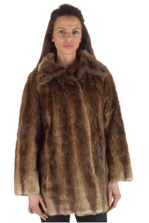 Дамско палто от ондатра 179.00