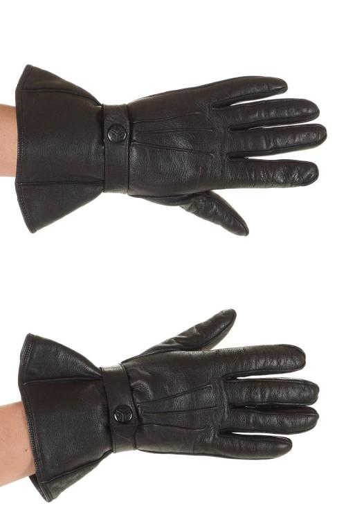 Чудесни дамски кожени ръкавици 15.00