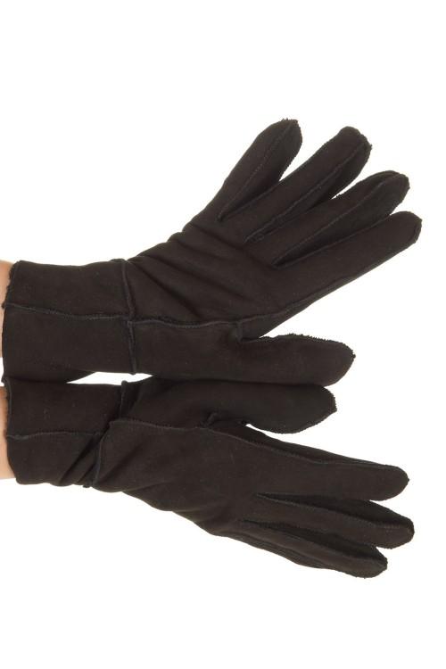 Велурени ръкавици от естествена кожа 18.00