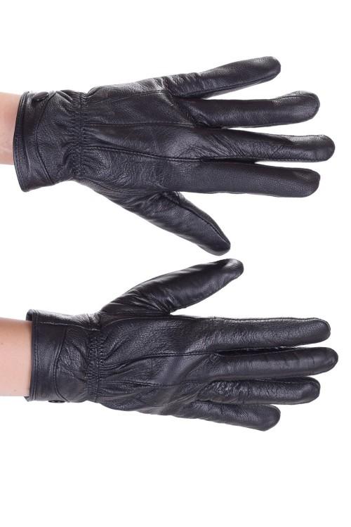 Стилни дамски кожени ръкавици 15.00