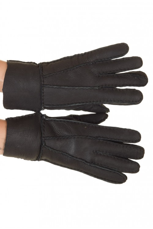 Класически дамски велурени ръкавици 18.00