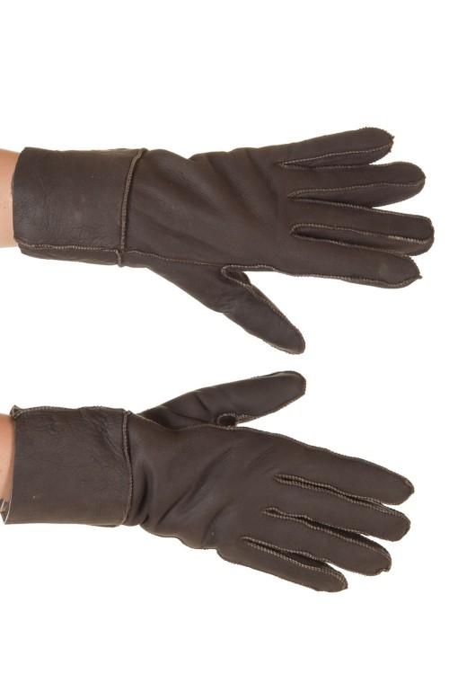 Дамски ръкавици от естествена кожа 18.00