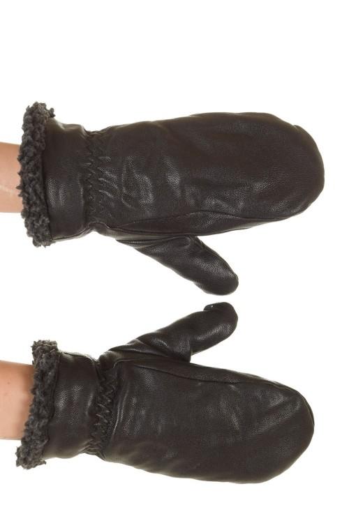 Дамски кожени ръкавици 12.00