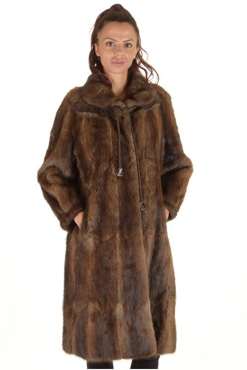 Палто от естествен косъм 179.00