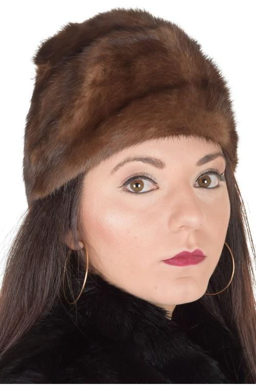 Чудесна дамска шапка от норка 29.00