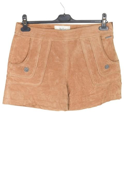 Дамски къси панталони от естествена кожа 25.00