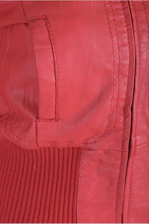 ... Чудесная женская кожаная куртка 70.40 ... 3ec54eb17b446