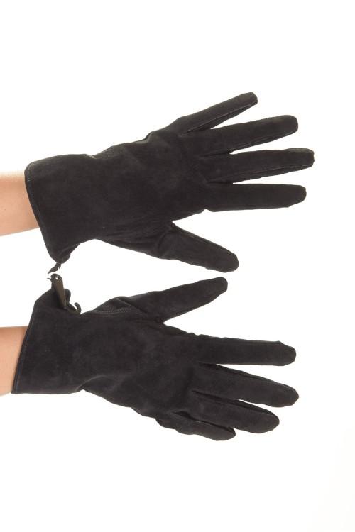Велурени ръкавици от естествена кожа 20.00