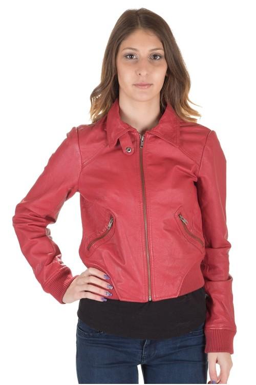 Куртка из натуральной кожи 64.00