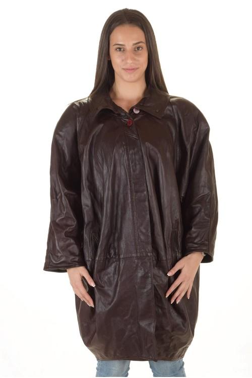 Кожаная куртка 89.00