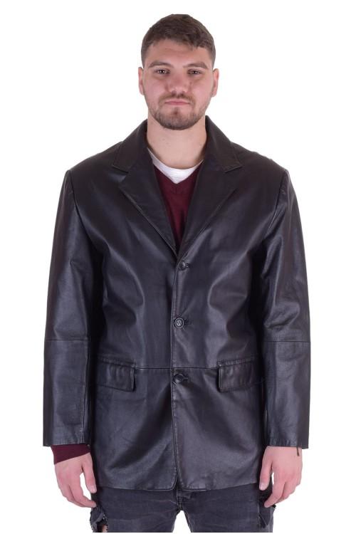 Мъжко кожено сако 85.00