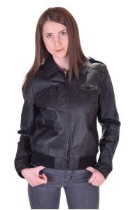Първокласно дамско кожено яке