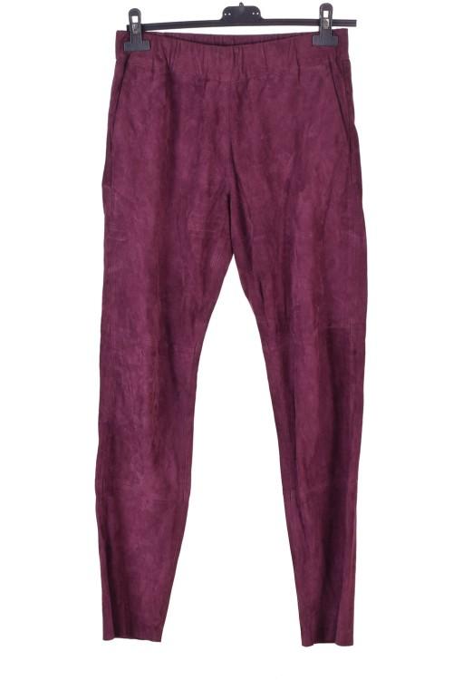 Дамски велурен панталон от естествена кожа 20.00