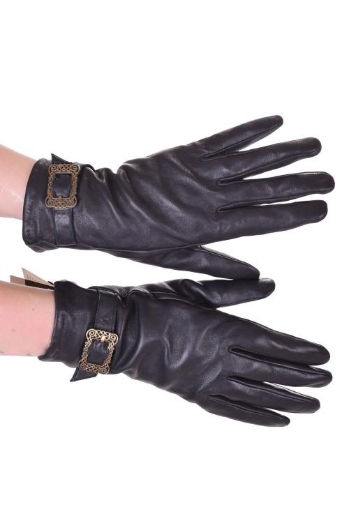 Дамски кожени ръкавици 20.00