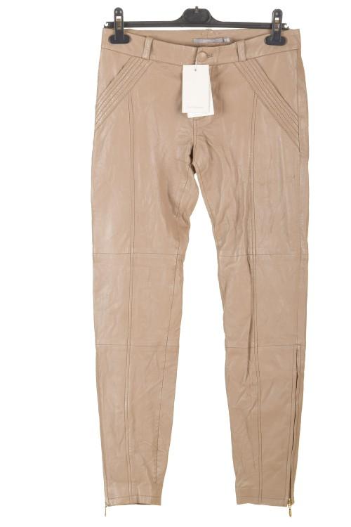 Страхотен дамски кожен панталон 28.00