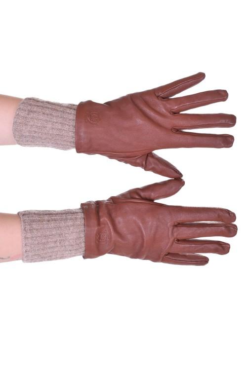 Брандови дамски кожени ръкавици 18.00