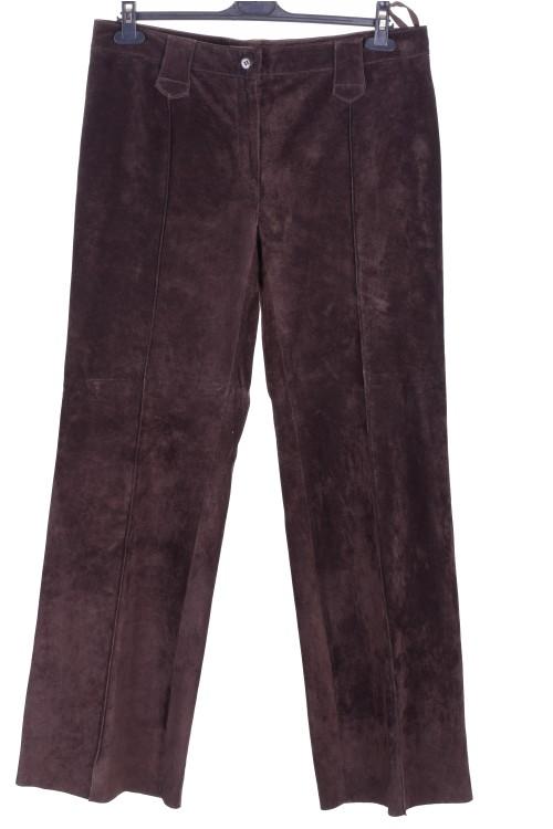 Велурен панталон от естествена кожа 18.00