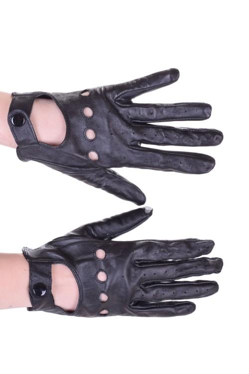 Екстравагантни дамски кожени ръкавици 18.00