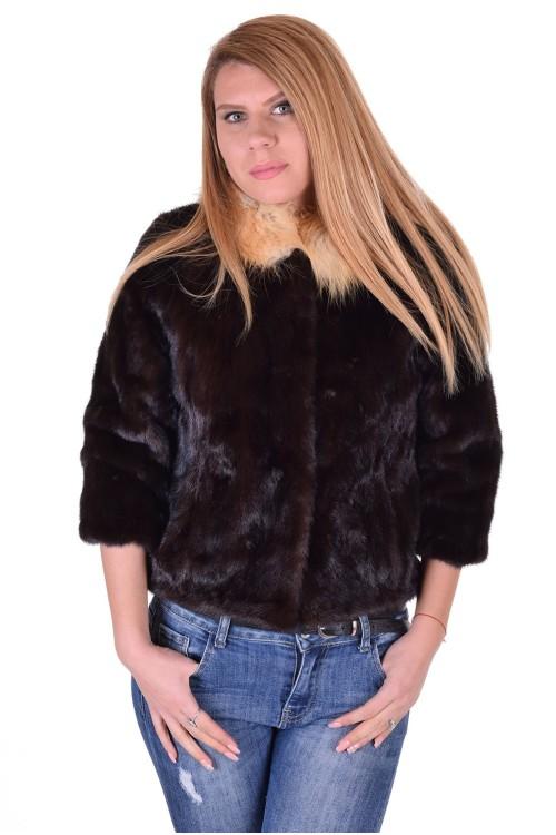 Красиво дамско палто от норка 269.00
