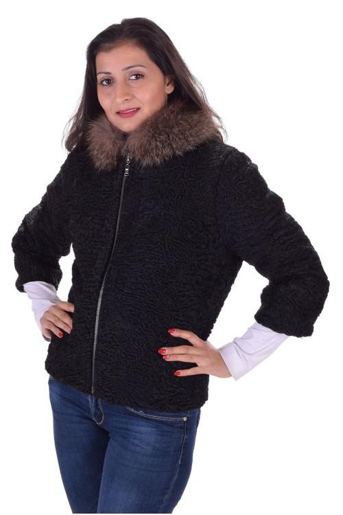 Дамско палто от астраган 129.00