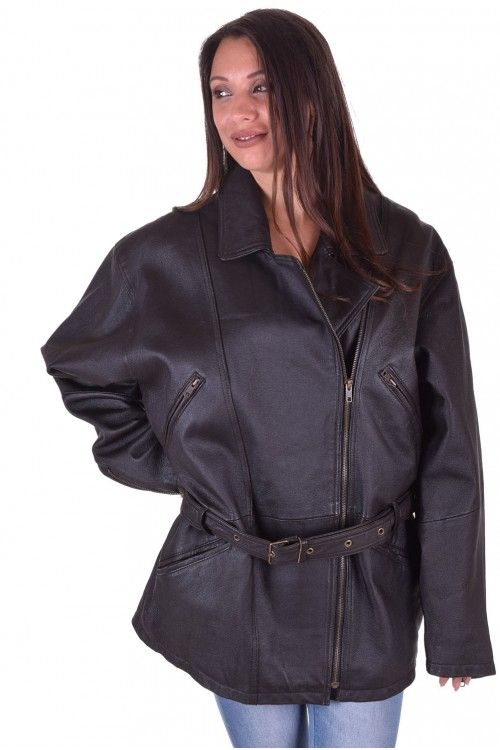 Представително дамско кожено яке 69.00