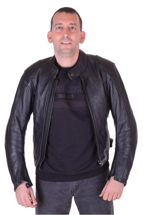 Превъзходно моторджийско кожено яке 199.00