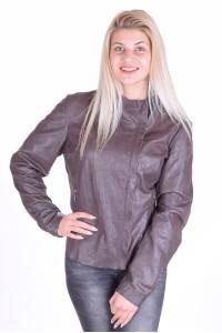 Дамско яке от нежна и мека кожа