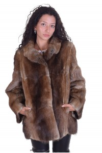Палто от ондатра