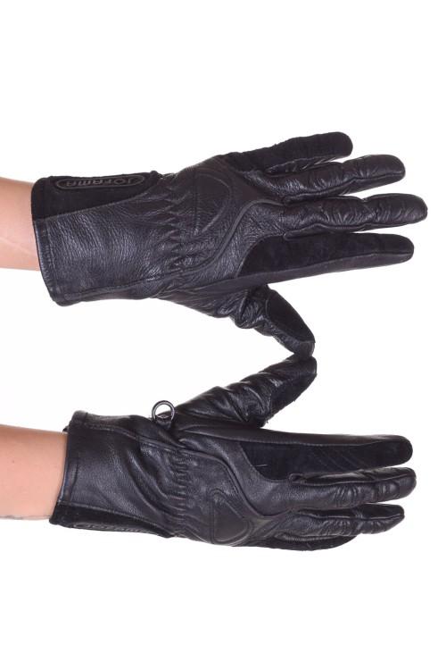 Дамски моторджийски кожени ръкавици 15.00