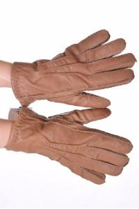 Дамски кожени ръкавици