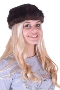 Страхотна шапка от норка