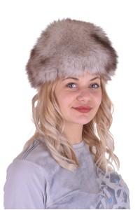 Великолепняя шапка из лисы